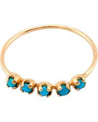 Loren Stewart - Turquoise Cinq Ring - Lyst