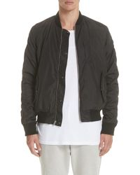 Stampd - Classic Bomber Jacket - Lyst