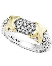 Lagos - 'diamond Luxe' Ring - Lyst
