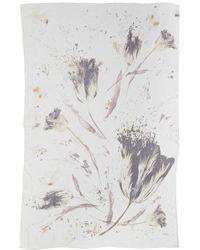 Max Mara - Abadan Print Silk Wrap - Lyst