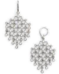 Jenny Packham - Kite Earrings - Lyst