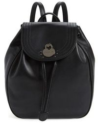 d23c2e45e750 Longchamp  2.0  Leather Backpack in Black - Lyst