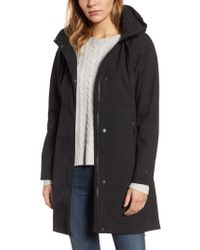 Patagonia | Lash Point Water Resistant Hooded Parka | Lyst
