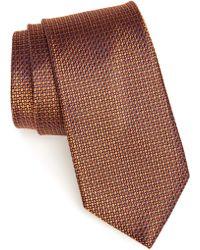 Nordstrom - Soler Solid Silk Tie - Lyst