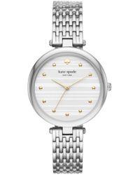 Kate Spade - Kate Space New York Varick Bracelet Watch - Lyst