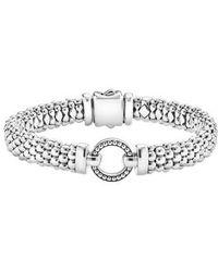 Lagos - 'enso' Caviar(tm) Rope Bracelet - Lyst