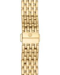 Michele - 'serein' 18mm Watch Bracelet Band - Lyst