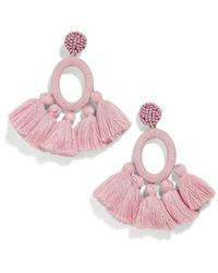 BaubleBar - Abacos Tassel Earrings - Lyst