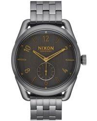 Nixon | 'c39' Bracelet Watch | Lyst