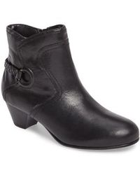 David Tate - Chica Ankle Boot - Lyst