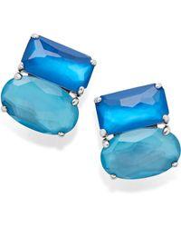 Ippolita - Wonderland Cluster Stud Earrings - Lyst