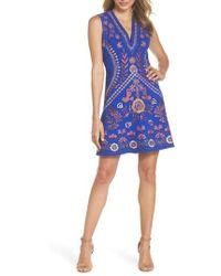 Foxiedox - Artemesia Cutout Back Minidress - Lyst