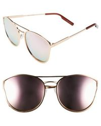 Quay - Cherry Bomb 60mm Sunglasses - Lyst