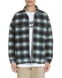 Noon Goons - Best Coast Plaid Shirt Jacket - Lyst