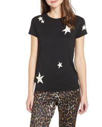 Pam & Gela - Stars Print Tee - Lyst