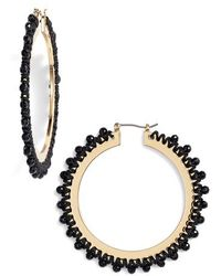 Kate Spade - Wrap It Up Hoop Earrings - Lyst