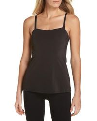 Tc Fine Intimates | Tummy Smoothing Two-layer Shaper Camisole | Lyst