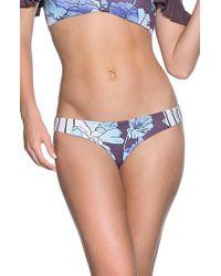 Maaji | Sierra Nevada Signature Reversible Bikini Bottoms | Lyst