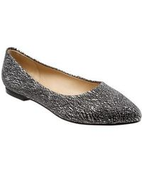 Trotters - Estee Pointed Toe Flat - Lyst
