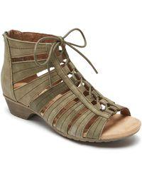 Cobb Hill - 'gabby' Lace-up Sandal - Lyst
