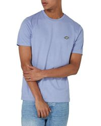TOPMAN - Saturn Logo T-shirt - Lyst