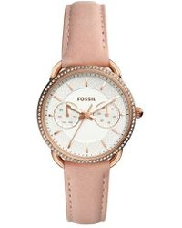 Fossil - Tailor Multifunction Watch - Lyst