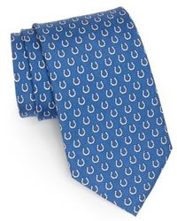 Vineyard Vines - Indianapolis Colts Print Tie - Lyst