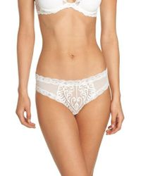 Natori | Feathers Hipster Briefs | Lyst