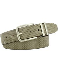 Remo Tulliani - Axel Textured Leather Belt - Lyst