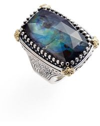 Konstantino - Cassiopeia Semiprecious Doublet Ring - Lyst