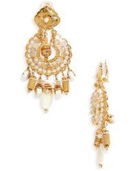 Gas Bijoux - Aicha Clip Earrings - Lyst