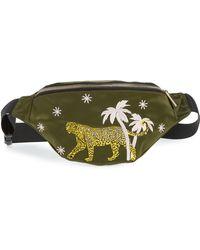 Skinnydip London - Jungle Embroidered Belt Bag - Lyst