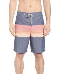 Jack O'neill - Choppy Board Shorts - Lyst