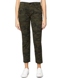 Sanctuary - Peace Release Hem Cargo Pants - Lyst