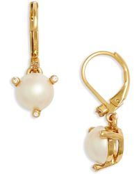 Kate Spade - 'rise And Shine' Lever Back Earrings - Lyst