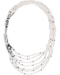 John Hardy - Legends Naga Multi Row Necklace - Lyst