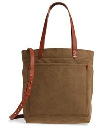 Madewell - Medium Canvas Transport Tote - - Lyst