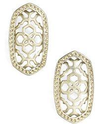 Kendra Scott | 'bryant' Drop Earrings | Lyst