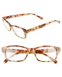 Corinne Mccormack - 'jess' 46mm Reading Glasses - Lyst