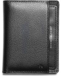 Hook + Albert - Leather Bifold Wallet - Lyst