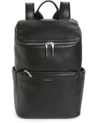 Matt & Nat - Loom Brave Faux Leather Backpack - Lyst