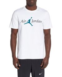 e506fd5800f490 Lyst - Nike Jordan Dri-fit T-shirt in Black for Men