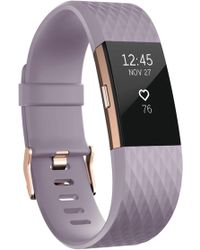 Fitbit - Charge 2 Special Edition Wireless Activity & Heart Rate Tracker - Lyst