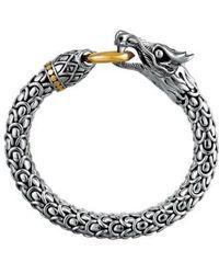 John Hardy - 'naga' Dragon Bracelet - Lyst