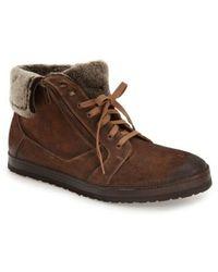 Mezlan - 'utrech' Sneaker Boot - Lyst