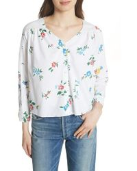 The Great - The Boutonniere Top - Lyst