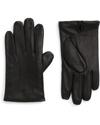 Nordstrom - Leather Gloves - Lyst