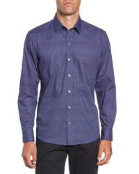 Zachary Prell - Singh Regular Fit Sport Shirt - Lyst