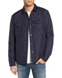 Wesc - Norbert Shirt Jacket - Lyst
