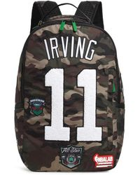 Sprayground - Kyrie Camo Backpack - Lyst